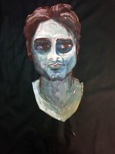 Malen im Offenen Atelier
