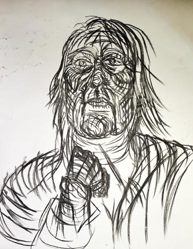 Zeichnung Kopf